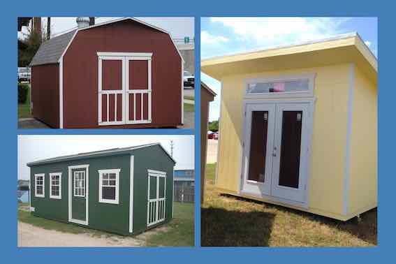 Affordable Portable - #1 for Storage Sheds in Austin