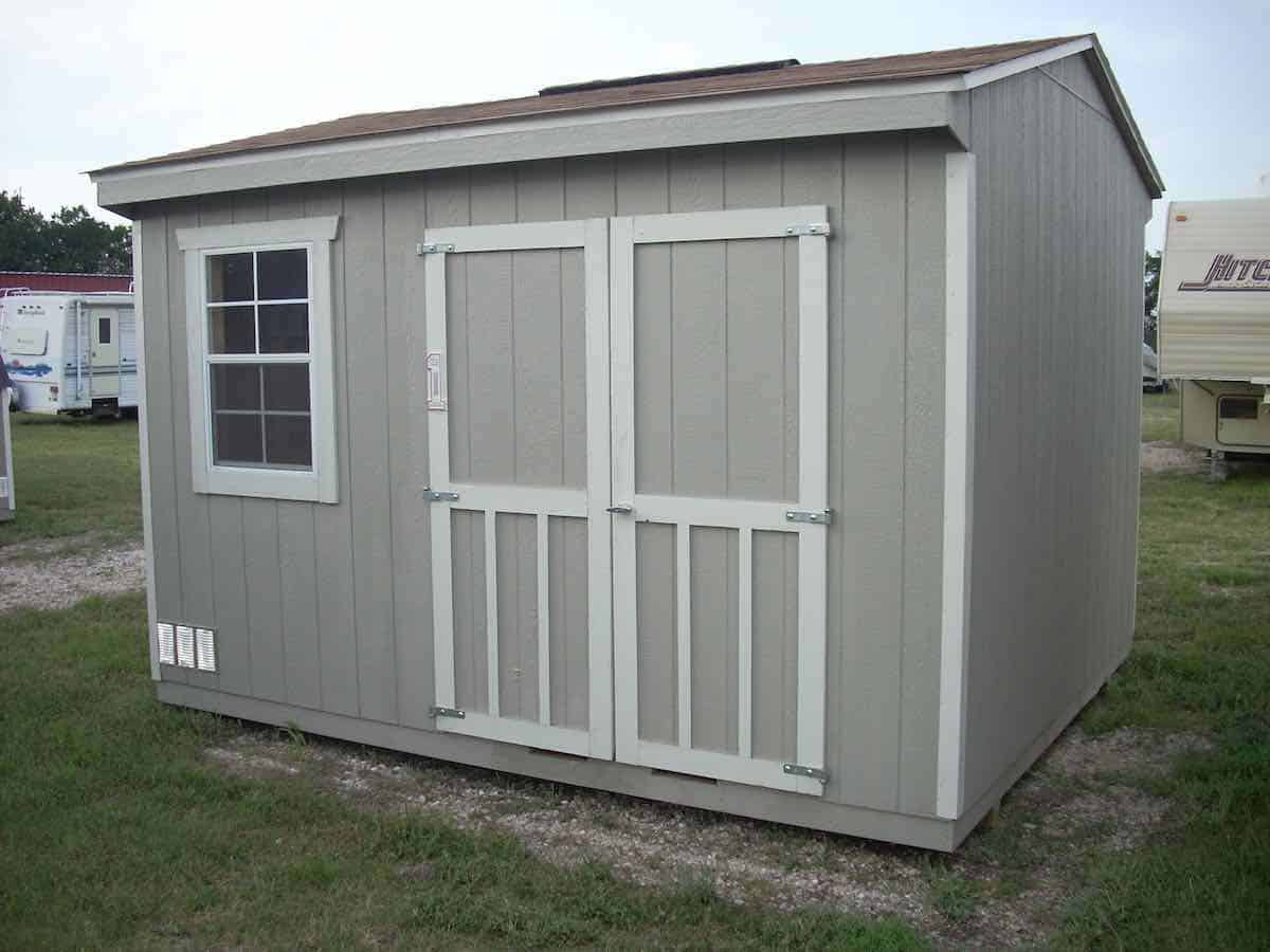 Storage Sheds and Portable Buildings - Affordable Portable