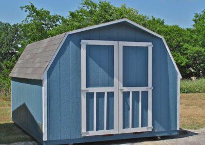 Mini Barn - Blue