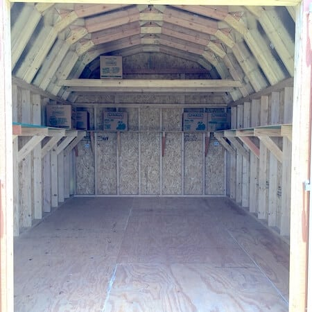 Maxi Barn Storage Shed Affordable Portable Structures